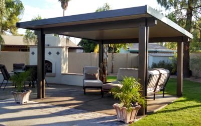 Patio Cover Installation – How to Install a Patio Cover