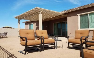 Alumawood Patio Cover Extension in Chandler, AZ