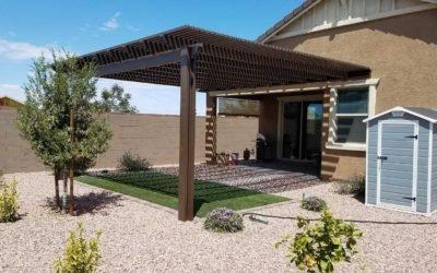 Backyard Patio Extension – Mesa AZ 85205