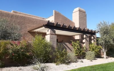 Equinox Louvered Roof Project – 2 Covers in Scottsdale, AZ